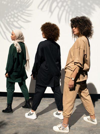 Fesyen & Model