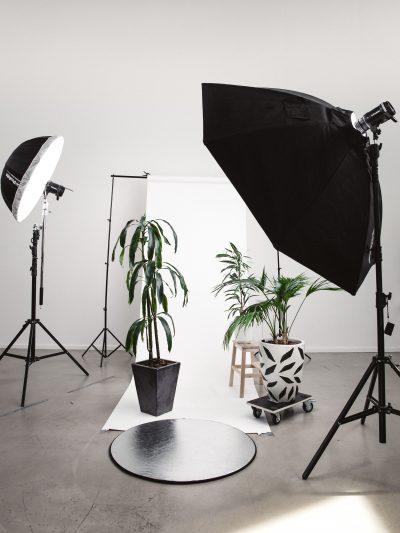 Studio Fotografi