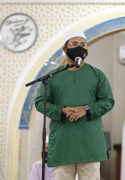 Muhammad Hariz Hamdan
